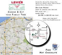 love u0027s christmas tree farm home facebook