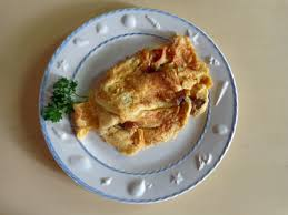 cuisine cepes omelet with porcinis the everyday chef