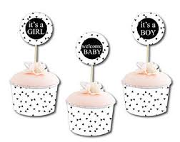 baby shower cupcake etsy