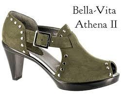 Comfortable Wide Womens Shoes Bella Vita Athena Comfortable Heel For Wide Feet