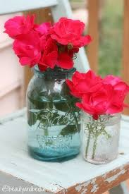 How To Use Mason Jars For Decorating Ideas For Mason Jars Mason Jar Ideas How To Use Mason Jars For