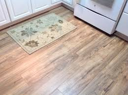 Traffic Master Laminate Flooring Trafficmaster Glueless Laminate Flooring Lakeshore Pecan