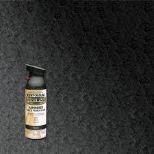 rust oleum universal 12 oz all surface hammered black spray paint