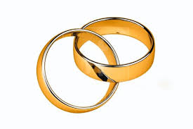 Wedding Rings Gold by Picture Of Two Wedding Rings Wedding Rings