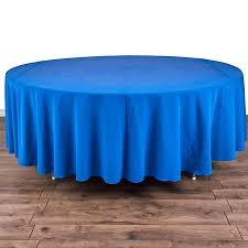 What Size Tablecloth For 60 Inch Round Table The How To Choose Right Table Linen Size For Your Wedding Or Event