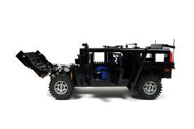 lego army jeep sariel pl humvee