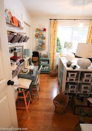 how to organize my house room by room how to organize a craft room work space the happy housie