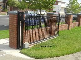 Patio Door Gate Automatic Sliding Gate Prime Automatic Door