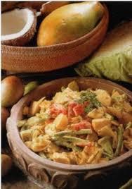 cuisine au lait de coco curry de légumes au lait de coco recettes de cuisine indienne