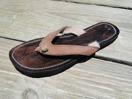 handmade genuine leather sandals for women