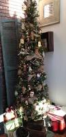 9 u0027 pencil tree my primitive christmas 2013 pinterest