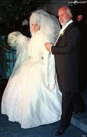 mariage traditionnel céline dion voulait un vrai mariage traditionnel et qui dit