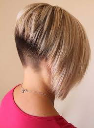 layered buzzed bob hair beautiful hair trends and the hair color ideas shaved nape