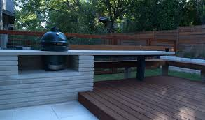 Outdoor Kitchen Countertops by Contemporary Ideas Outdoor Counter Cute Outdoor Kitchen