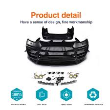 Porsche Cayenne 958 Body Kit - frp sport body kit for porsche cayenne 958 s sport utility 4 door