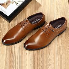 wedding shoes office usd 158 77 the card dan road men s business dress shoes of autumn