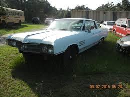 4 Door Muscle Cars - 1964 buick wildcat 4 door sedan