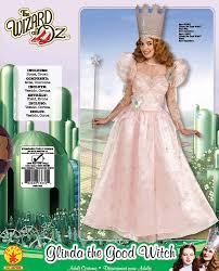 glenda good witch costume amazon com rubie u0027s costume wizard of oz deluxe glinda the