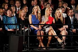 The Trump Family by Trump Wanted To Put Bill Clinton U0027s Accusers In His Family Box