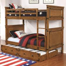 Bunk Bed Desk Bunk Beds Desk And Size Loft With Boys Bedroom Underneath For