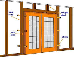 How To Build A Barn Door Frame Interior Sliding French Doors With Two Matching Sidelights This A