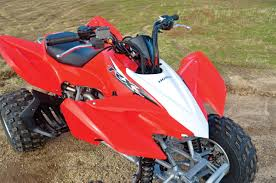 honda 400 dirt wheels magazine atv test 2015 honda trx400x