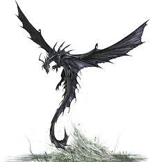 black dragon benwootten deviantart