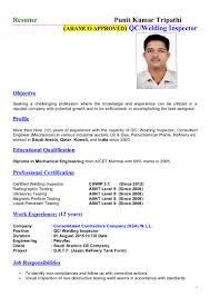 Laborer Resume Objective Examples Sample Resume Welding Supervisor Virtren Com