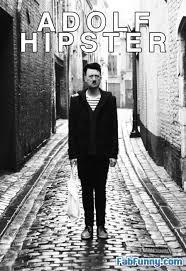 Meme Hipster - adolph hipster popgun