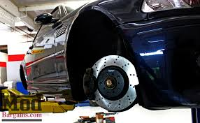 2006 bmw 325i brakes stoptech stage ii brake upgrade for 1999 2006 bmw 3 series m3