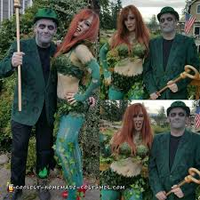 realistic costumes realistic poison and riddler costumes