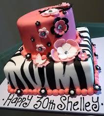 21 best birthday cakes images on pinterest 30th birthday cakes