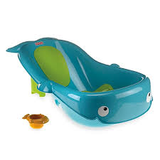 Bathtub Bumper Pads Fisher Price Precious Planet Whale Of A Tub Newborn To Toddler