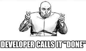 Qa Memes - web developer developer memes