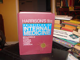 harrison u0027s principles of internal medicine 15th edition by