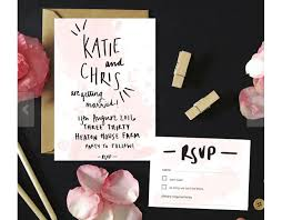 wedding invitations glasgow 15 amazing printable wedding invitation designs hitched co uk
