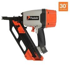 Coil Nails Home Depot by Paslode Pneumatic 3 1 4 In 30 Compact Framing Nailer 513000