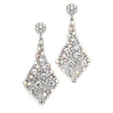 silver dangle earrings for prom where to get prom earrings fashion dresses