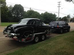 1950 business coupe part 1 buick post war antique automobile