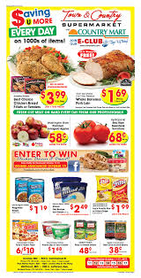 crocker weekly ad town and country supermarkets