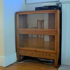 Barrister Bookshelves by Barrister Bookcase Solid Wood Thesecretconsul Com
