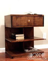 best unusual bedside table diy 230