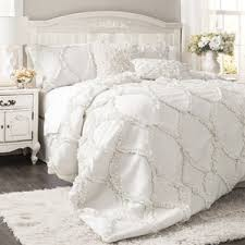 Antique Rose Comforter Set Cottage U0026 French Country Bedding Sets
