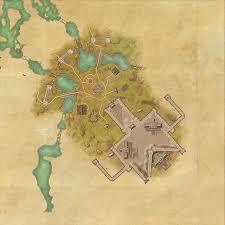 Map Of Nirn Image Eastern Elsweyr Gate Map Png Elder Scrolls Fandom