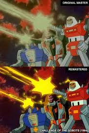 The Original Challenge Challenge Of The Gobots Dvd News Announcement For Challenge Of