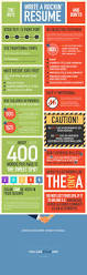 Resume Writing Job by The Do U0027s And Don U0027ts To Writing A Rockin U0027 Resume Infographic