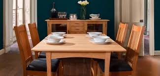 wooden dining room set table amish dining table with self storing leaves black and wood