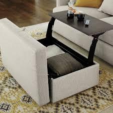 Black Storage Ottoman Coffee Table Awesome Black Storage Ottoman Upholstered Coffee