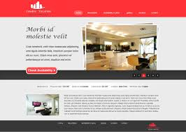 vacation home website template 10 free web templates phpjabbers