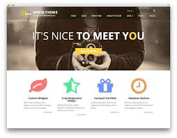 quality wordpress themes built in bootstrap free bootstrap web